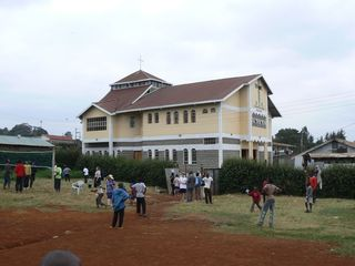 1 Peter's Church