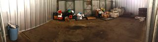 Warehouse Panorama