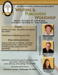 Writing Workshop Flier